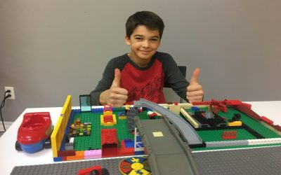 Benefits of Playing with LEGO®