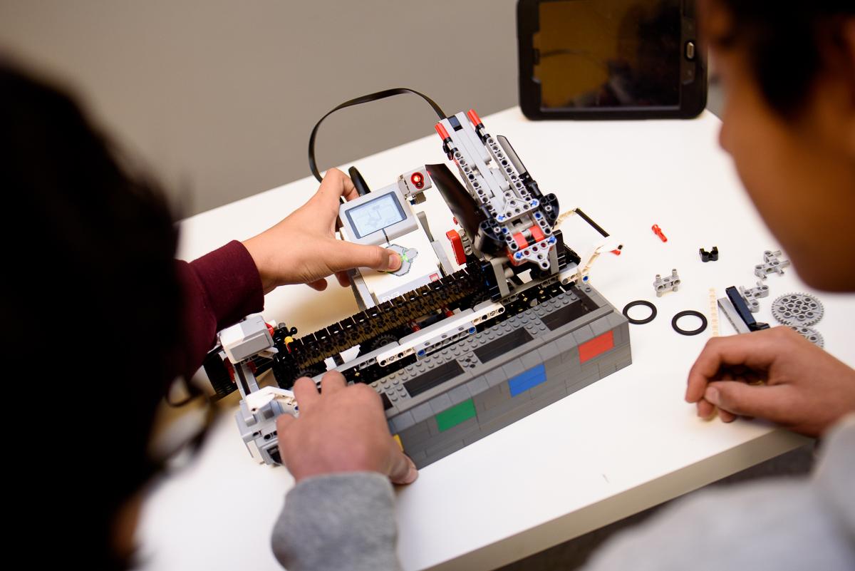 Robotics & Coding Courses